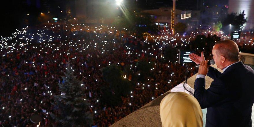 """Erdoğan: """"Milletimizin Sandıkta Partimize Verdiği Mesajı Aldık"""""""