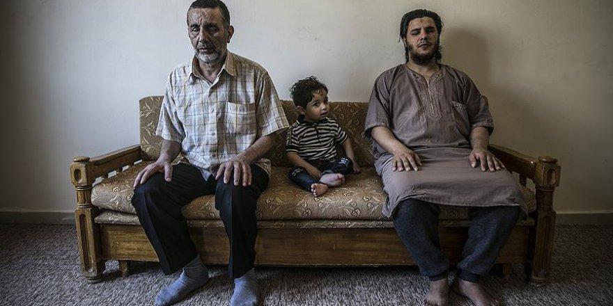 Doğu Guta'daki Bombardıman Hayatlarını Kararttı