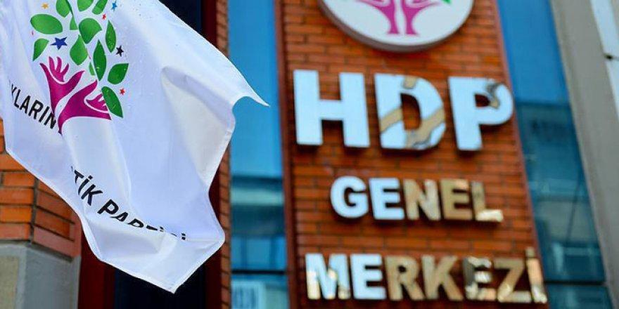 HDP'ye Soğuk Duş: Birinci Olduğu 12 İlde Oyu Düştü