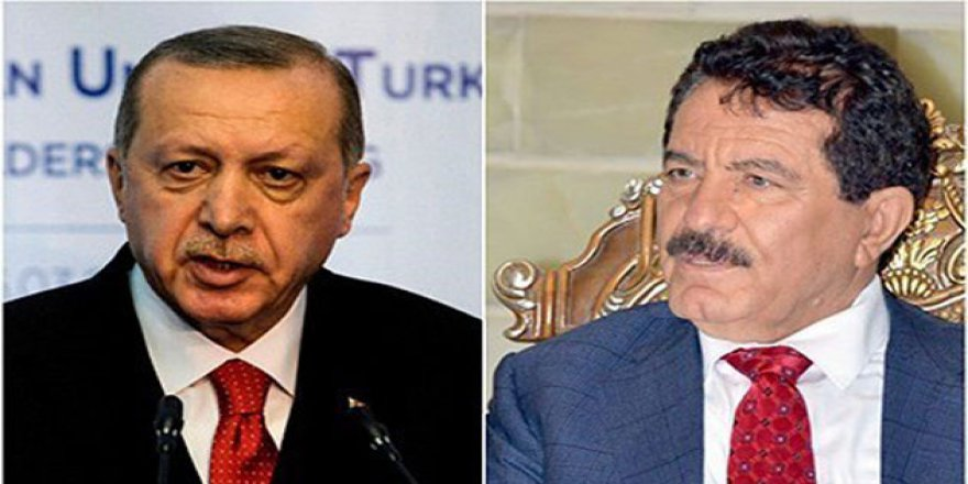 KYB Lideri Kosret Resul'den Erdoğan'a Kutlama Mesajı