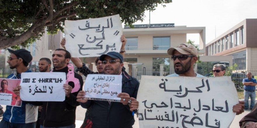 Fas'taki Rif Hareketi Yöneticilerine Yirmişer Yıl Hapis Cezası