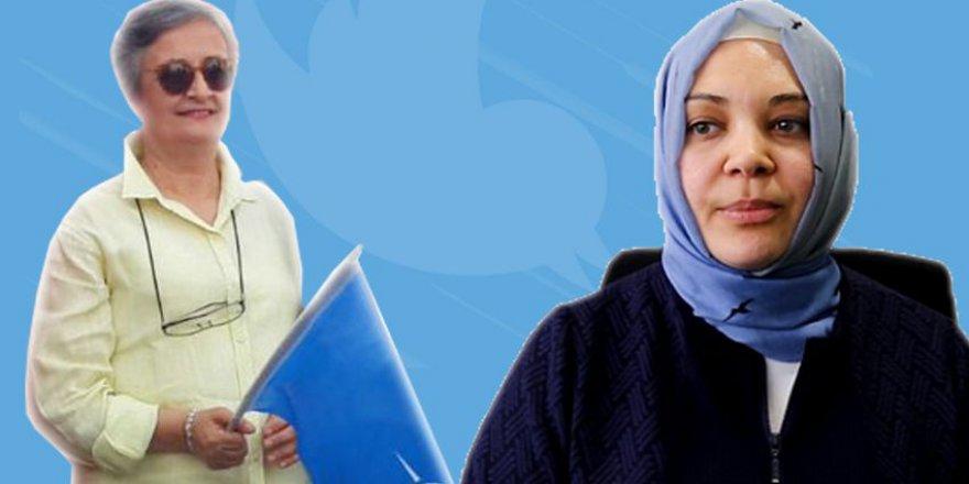 AK Partili Vekil Hilal Kaplan'a Sert Çıktı
