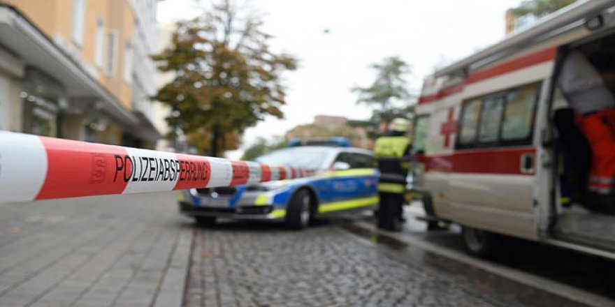Almanya'da Patlama: 3 Ölü