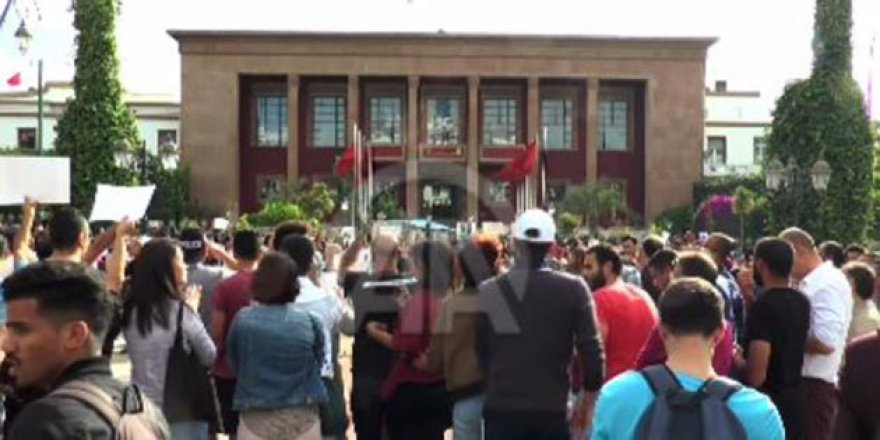 Fas'ta Rif Hareketi Yöneticilerine Verilen Hapis Cezalarına Tepki