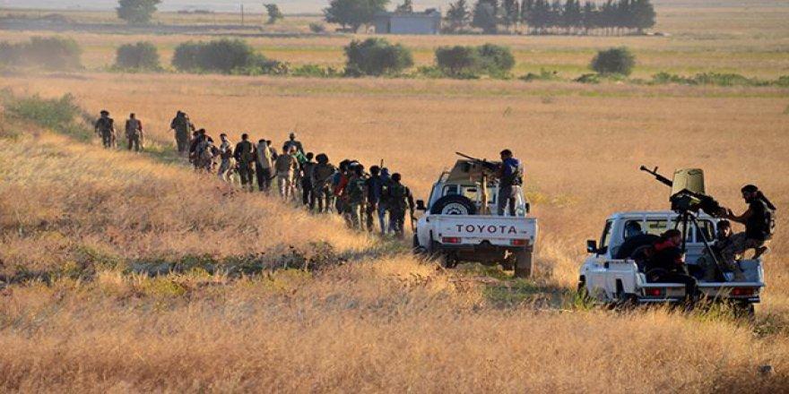 "ÖSO'dan ""El Nusra'ya Operasyon"" İddialarına Yalanlama"