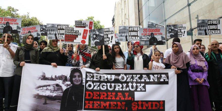 Ebru Özkan, Derhal Serbest Bırakılmalıdır