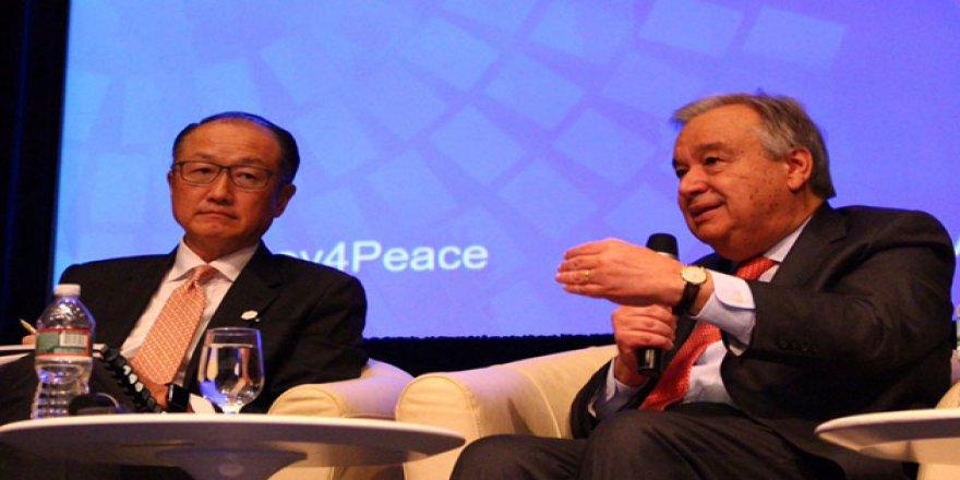 Guterres ve Kim'den Arakanlılar İçin Dünyaya Serzeniş