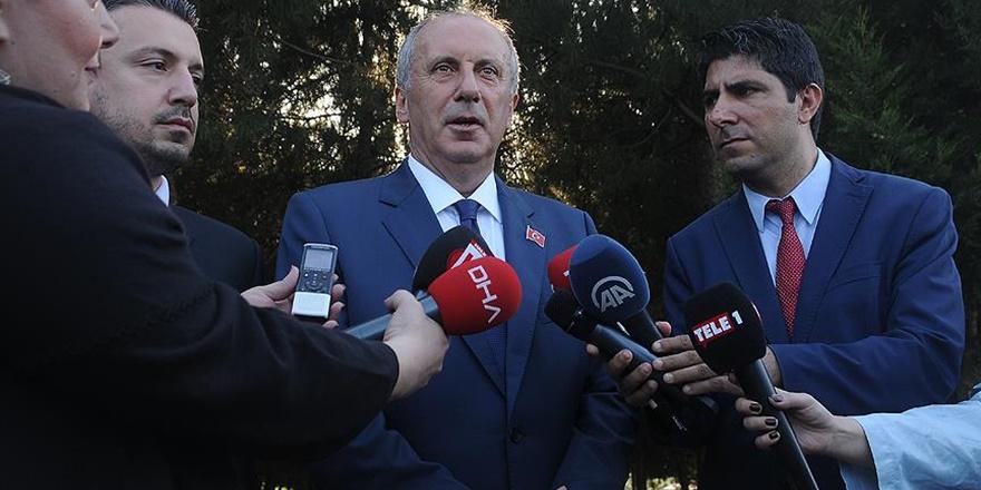 """Muharrem İnce'den Kemal Kılıçdaroğlu'na """"Kurultay"""" Teklifi"""