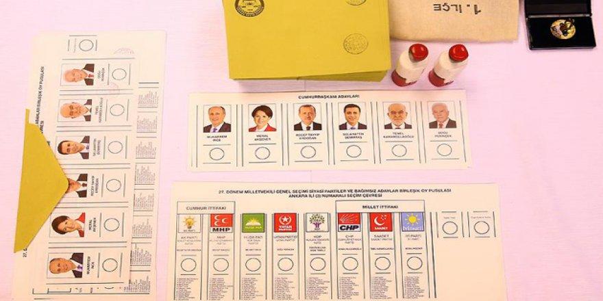 24 Haziran Seçimlerinin Kesin Sonuçları Bugün Açıklanacak