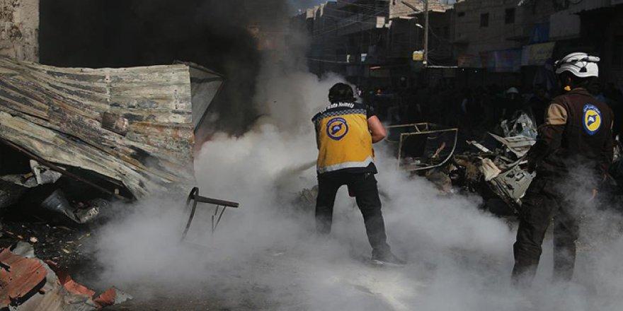 Esed Güçleri El-Bab'da Sivillere Saldırdı