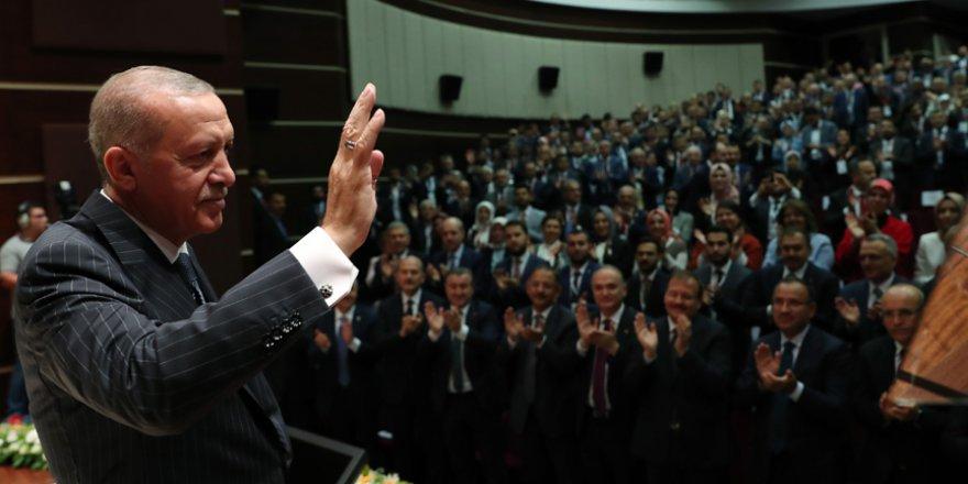 Cumhurbaşkanı Erdoğan: Bakanlar Partili Olmayacak