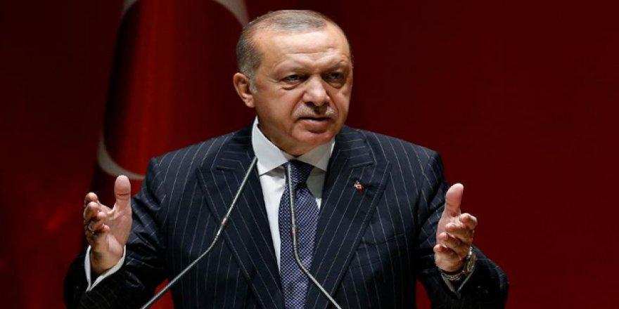 """Cumhurbaşkanı Erdoğan: """"Millete Yanlış Yapan Hiç Kimsenin AK Parti'de Yeri Olamaz"""""""
