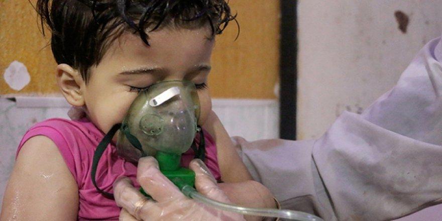 BM: Esed Duma'da Yaptığı Saldırıda Klor Gazı Kullandı