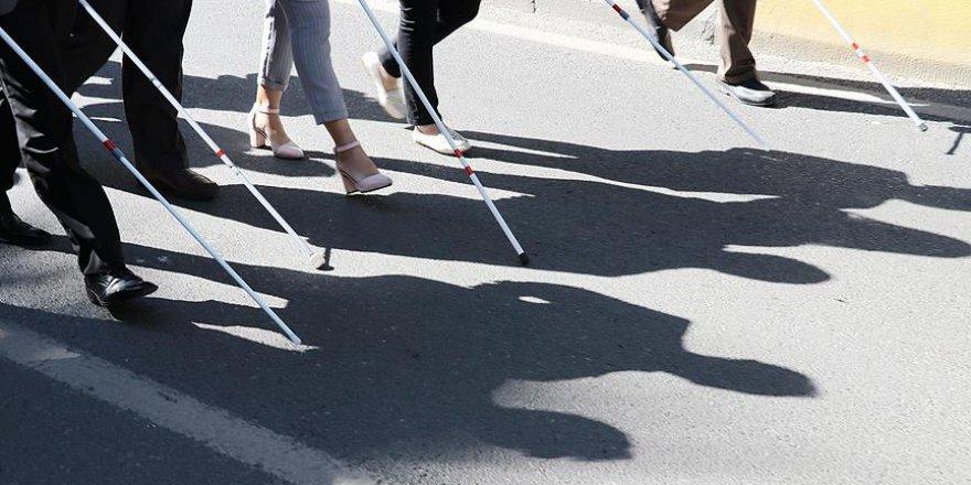 Görme Engelliler İçin 'Navibaston' Dönemi