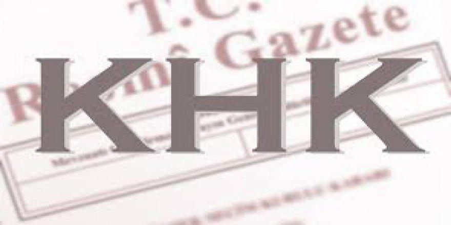 OHAL'den Kurtulmayı Beklerken, KHK Hukuksuzluğuna Maruz Kalmak Zulümdür!