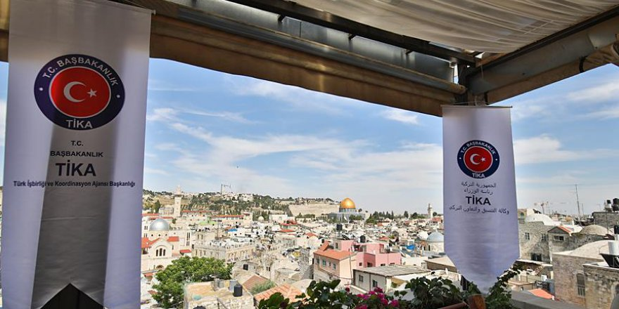 İsrail'den TİKA'nın Filistin'deki Faaliyetlerine Sınırlama Getirme Hazırlığı