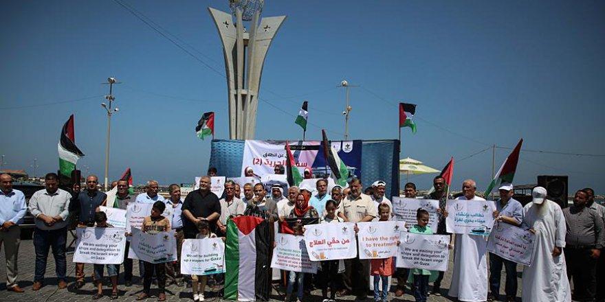 Ablukayı Gazze Limanı'ndan Delme Girişimi: Özgürlük Gemisi 2