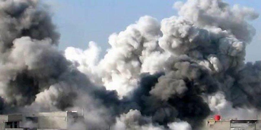 Esed Rejimi 6 Ayda 2 Bin 900'den Fazla Varil Bombası Kullandı