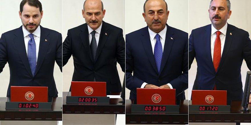 AK Parti'nin Meclisteki Sandalye Sayısı 290'a Düştü