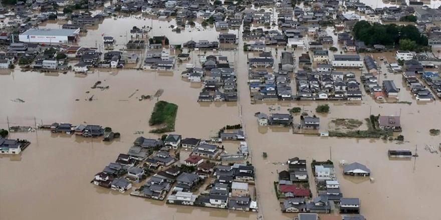 Japonya'daki Felakette Can Kaybı Sayısı 176'yı Buldu!