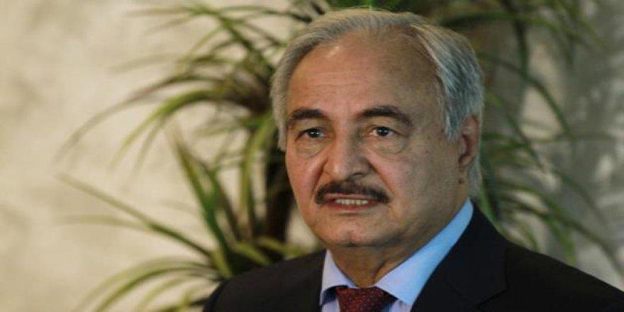 Libya'da Siyasi Çözüm Arayışlarına Hafter Engeli