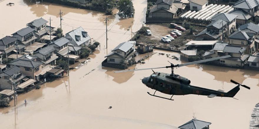 Japonya'daki Felakette Can Kaybı Sayısı Her Geçen Gün Artıyor!