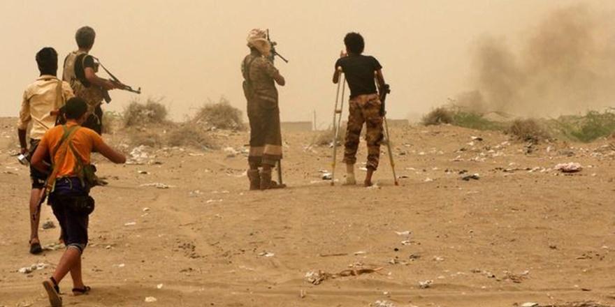 """Birleşik Arap Emirlikleri'ne """"Savaş Suçu"""" Suçlaması"""