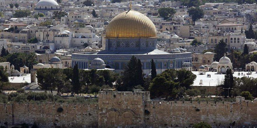 Hamas'tan Mescid-i Aksa Baskınına Tepki