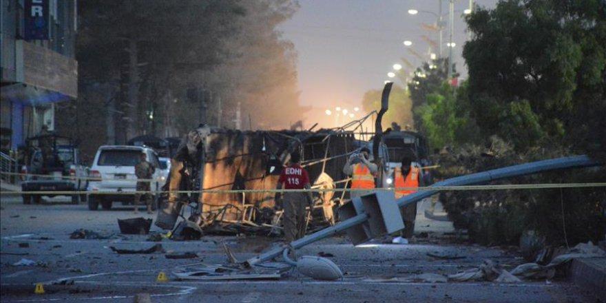 Pakistan'da İki Mitingde Bombalı Saldırı: 29 Ölü