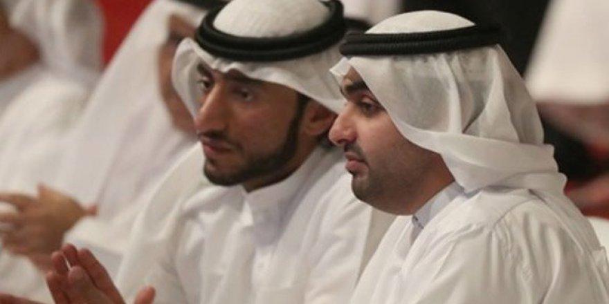 BAE'li Emirin Oğlu Katar'a Sığındı