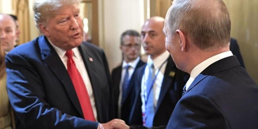 Trump, Rusya'nın ABD Seçimlerine Müdahale Ettiğini Kabul Etti