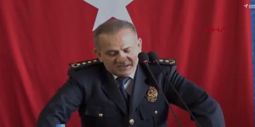 Kayseri'de Okul Müdüründen Genç Polislere Cemaatlerden Uzak Durun Tavsiyesi!