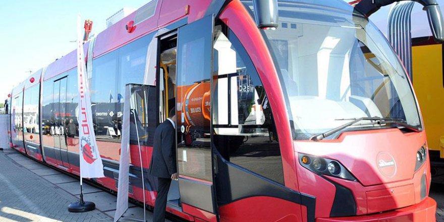 Türkiye Polonya'ya Tramvay İhraç Ediyor