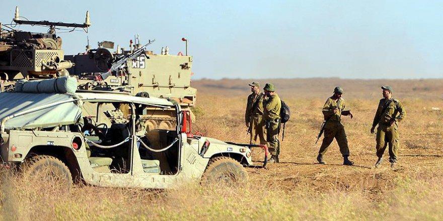 Gazze Sınırında 1 Siyonist İsrail Askeri Öldürüldü