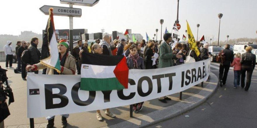 Dünyadaki 39 Yahudi Cemaati İsrail'in Boykot Edilmesi Kampanyasını Destekliyor