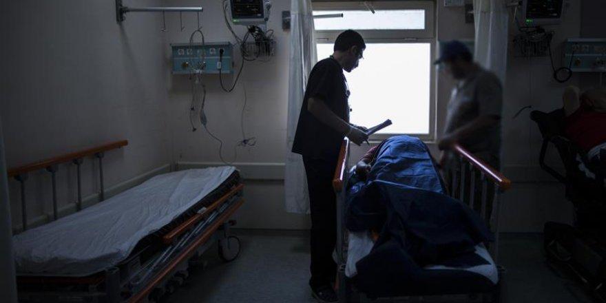 Ankara'da Sağlık Personeline Şiddet