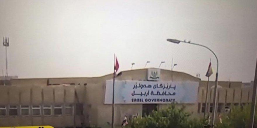 Erbil'de Valilik Binasına Silahlı Saldırı