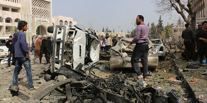 Azez'de Saldırı: 1 Ölü, 23 Yaralı