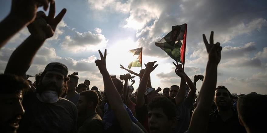Gazze'de Göstericileri Hedef Alan İşgalci İsrail'e BM'den Tepki