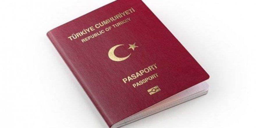 155 Bin 350 Kişinin Pasaportuna Konulan İptal Şerhleri Kaldırıldı
