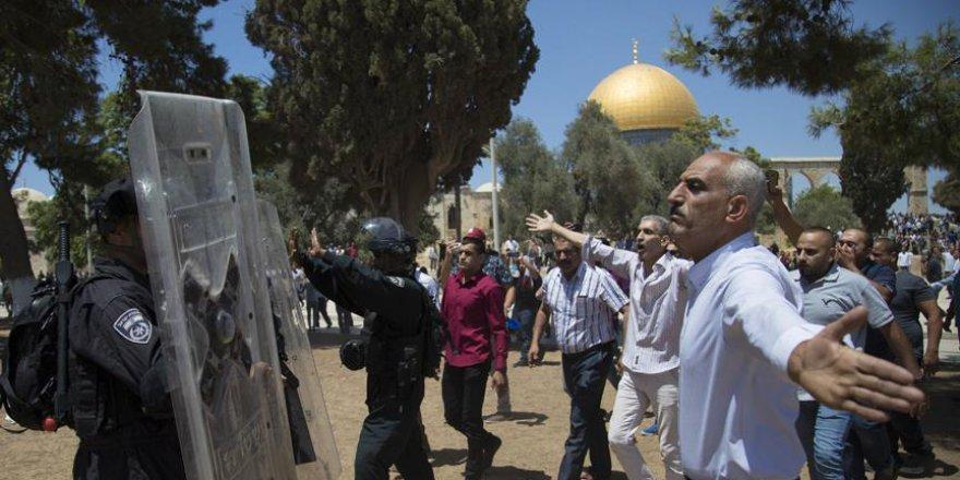 Hamas'tan İslam Dünyasına Mescid-i Aksa Çağrısı