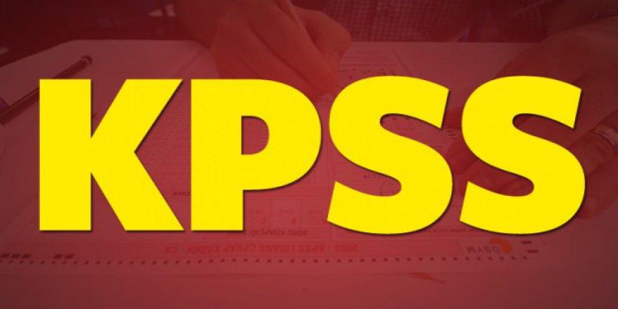 KPSS Alan Bilgisi Sınavları Yapıldı