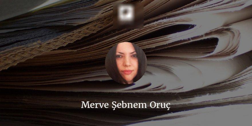 Yeni Şafak, Merve Şebnem Oruç'un Yazılarına Son Verdi!