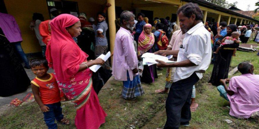 Hindistan 4 Milyon Assam Müslümanı Vatandaşlıktan Çıkaracak