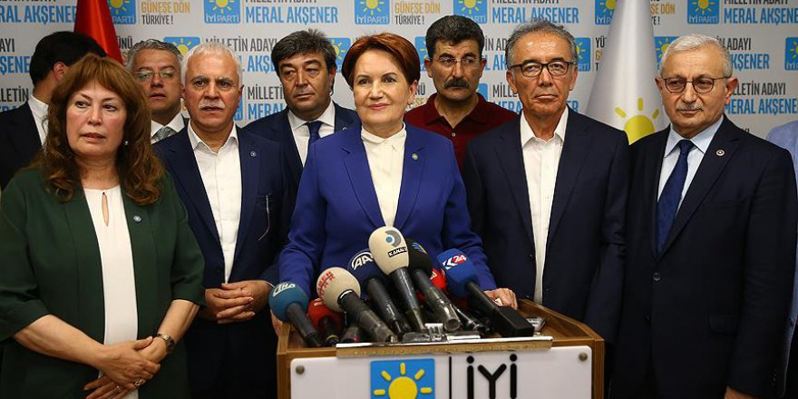 İYİ Parti'de 'Akşener Kararı' Teyit Edildi