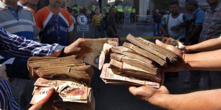 Venezuela Enflasyona Karşı Paradan 5 Sıfır Atıyor