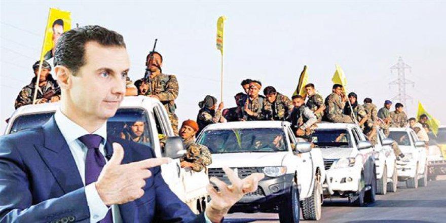 YPG-Esed Yakınlaşması ABD-Rusya'nın Muhaliflere ve Türkiye'ye Karşı Tezgâhladığı Yeni Bir Oyun mu?