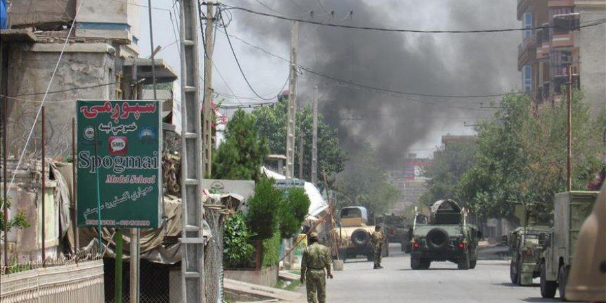 Afganistan'da Cuma Namazı Sırasında İntihar Saldırısı