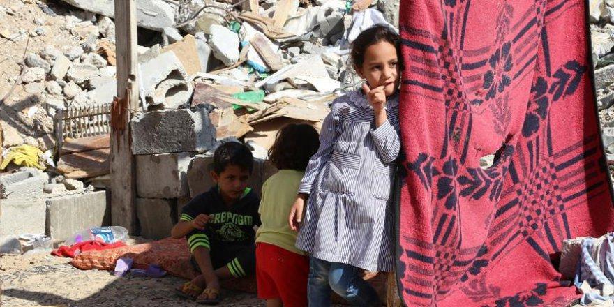 Gazze'ye Girişi Yasak Ürünler Arasında Artık Gelinlik ve Biberon da Var