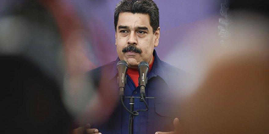Maduro, Venezuela-Kolombiya Sınırını Açma Kararı Aldı